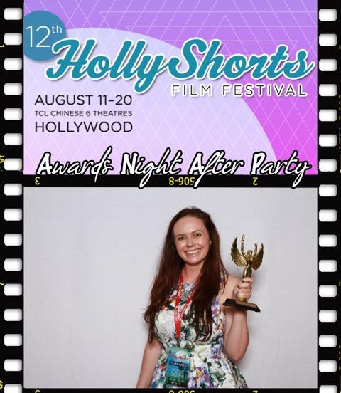 HollyShortsPhotoBoothAfterParty
